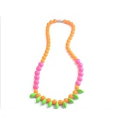China Manufacturer  silicone teething  jewelry for mom