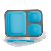 Collapsible food box