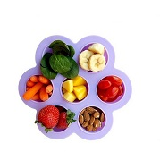 baby food freezer tray with lid silicone