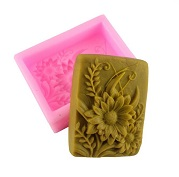 silicone handmade soap mould