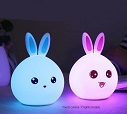 Rechargeable night lights silicone manufacturer