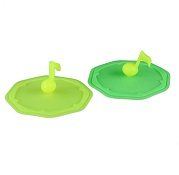 Wholesale silicone lovely cup lid