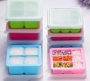 homemade food storage container silicone